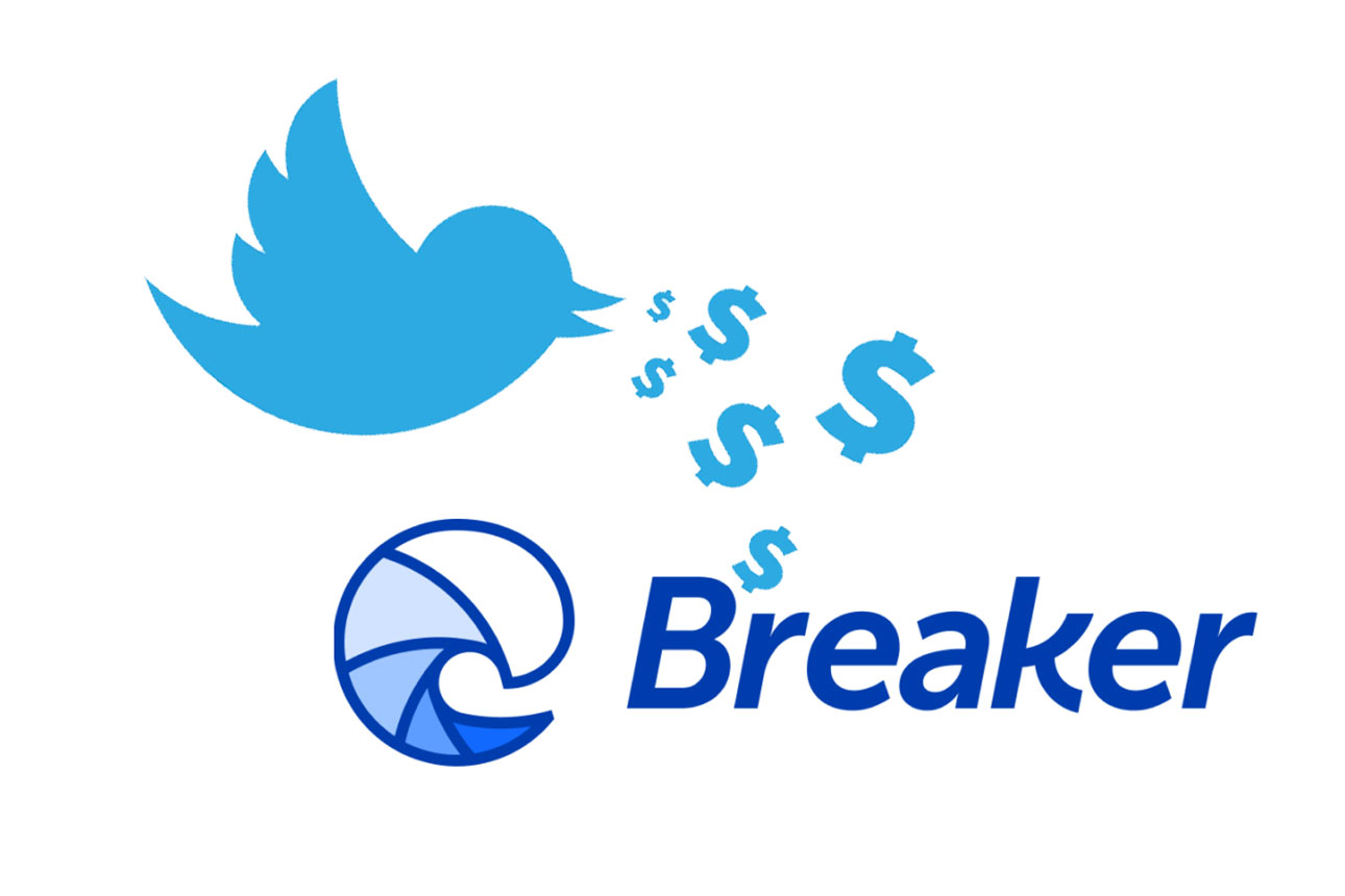 Twitter has acquired social broadcasting app Breaker