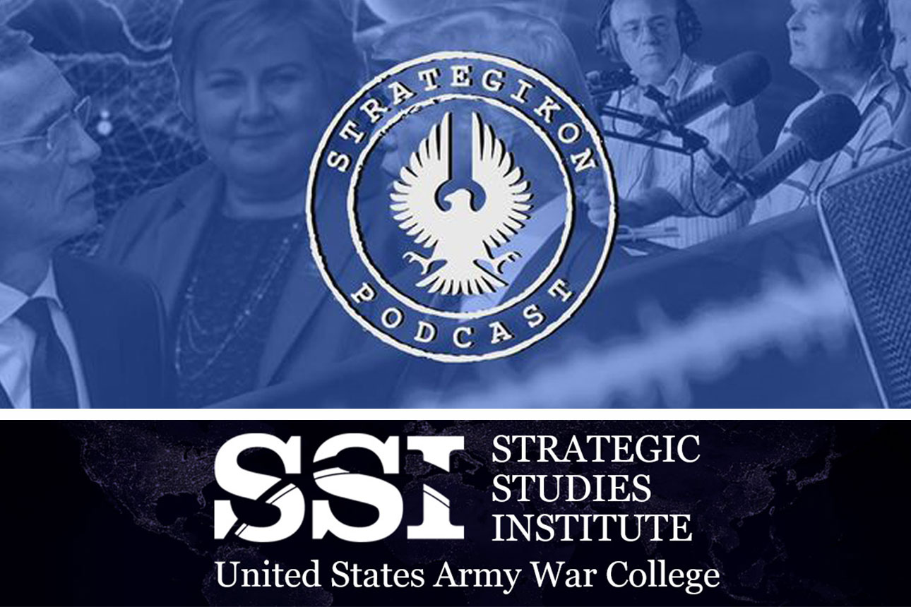 STRATEGIKON gets US Army War College honorable mention